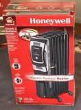 Honeywell Electric Radiator Heater - Pre-Used in Original Box - Works