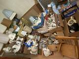 HUGE Lot of Ceramics & Collectibles - Take What You Want - Leave What You Don't