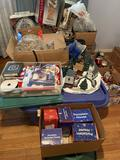 HUGE Lot of Misc Christmas Items