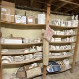 Large Lot of Misc Unpainted Ceramics
