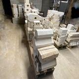 HUGE Lot of Misc Ceramic Molds