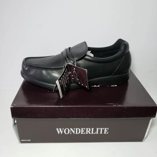 New Wonderlite Men's Dress Shoes Size 12
