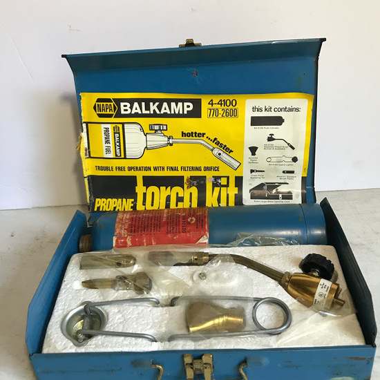 NAPA Balkamp Roland Torch Kit