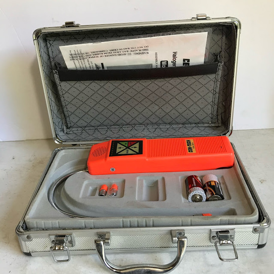 Cen-Tech Halogen Leak Detector
