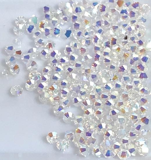 Lot of3mm Swarovski Crystal Beads