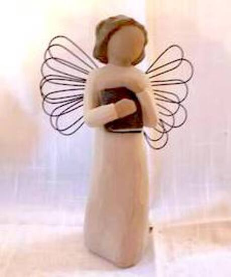 """Willow Tree """"Angel of Learning """""""