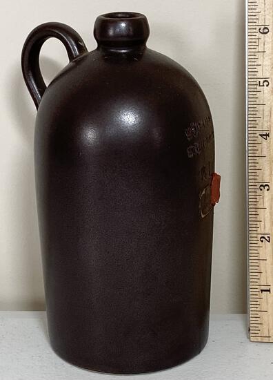 Swedish 1/2 L Pottery Jug