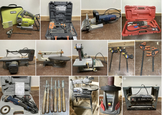 Moving Downsizing Tool Sale