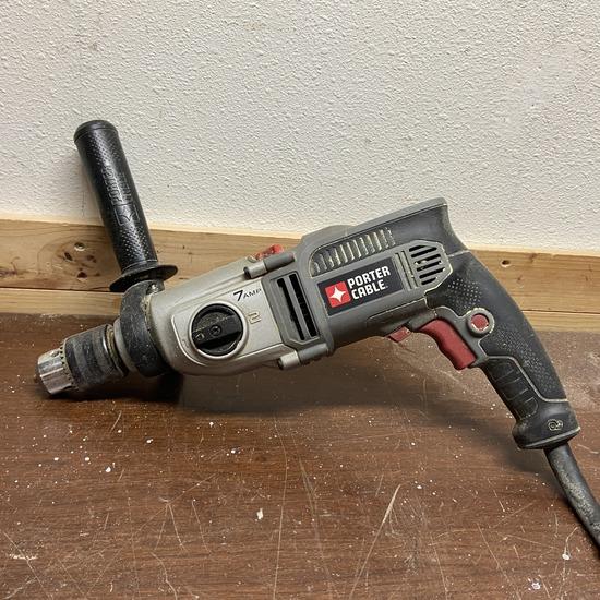 "Porter Cable 1/2"" Drill"