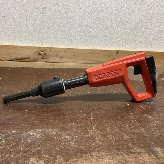 Remington Powder Actuated Tool Model 490