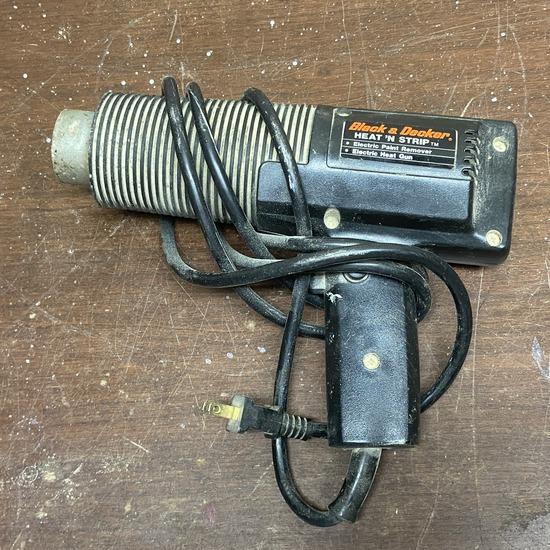 Black & Decker Heat N' Strip Heat Gun
