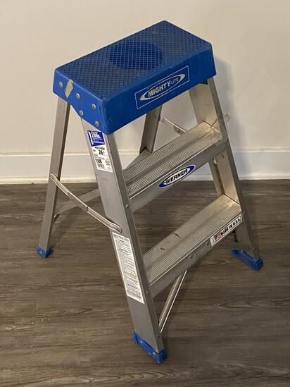 "26"" Werner Step Ladder"