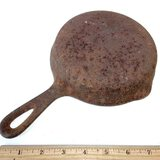 Antique Wagner Cast Iron Small Pan