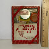 """Lady Love Vintage Sports Gifts """"Tennis Survival Kit"""" - In Original Box - Never Used"""