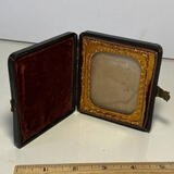 Antique Hinged Pocket Frame