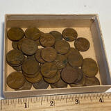 Lot of Misc Wheat Pennies