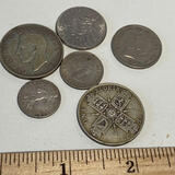 Lot of Misc Foreign Coins