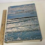 """1968 """"Sandlapper"""" First Edition Hard Cover Book All About South Carolina"""
