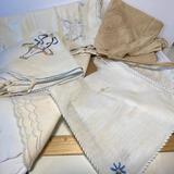 Lot of Misc Vintage Linens