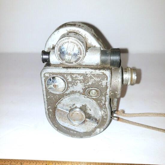 1940's Revere 8 Model 88 8mm Movie Camera