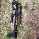 Allen Sports 542RR 4 Bike Folding Hitch Mount Rack, 2 Inch Receiver