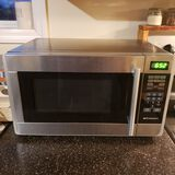 Small Microwave, Dorm Size