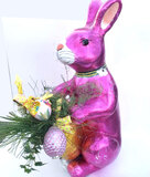 Foil Wrapped Bunny