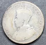 1920 Canadian Quarter Dollar