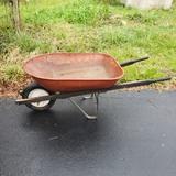 Wheelbarrow, Great Garden Décor