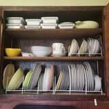 Cabinet Lot of Vintage Dinnerware