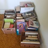 Large Lot of Books, Variety