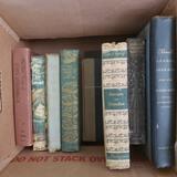 Lot of Vintage Books, Variety
