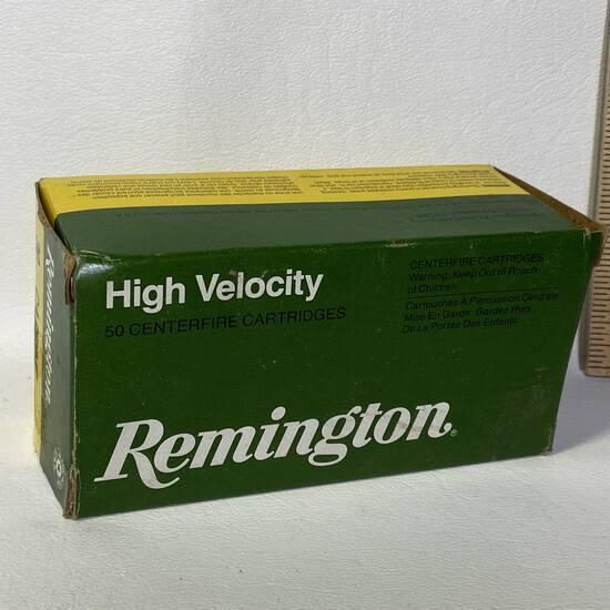 Remington 30 Carbine 110 Gr. Soft Point High Velocity 50 Count Centerfire Cartridges