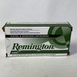 PARTIAL BOX - 42 Count - Remington 32 Automatic 71 Gr. MC L32AP Pistol & Revolver Cartridges