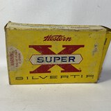 PARTIAL BOX - Western Super X Silver Tip 30-06 Springfield 180 Gr. Expanding Bullet 18 CT