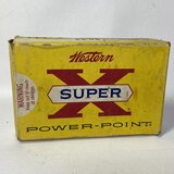 PARTIAL BOX - Western Super X Power-Point 30-06 Springfield 150 Gr. Soft Point Bullet 7 Count