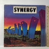 1975 Synergy Electronic Realizations for Rock Orchestra Vinyl Record Album