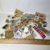 Large Lot of Misc Collectible Stamps