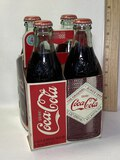 Coca-Cola Collectible 4 Pack Limited Edition Bottles