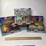 Lot of 3 Chevron Cars NEW IN PACKAGE