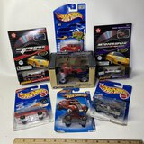 Lot of Misc Collectible Cars Still in Original Packaging