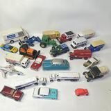 Lot of Misc Collectible Cars - Die-Cast, Plastic, Vintage