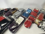 Large Lot of Collectible Cars - Majority Are Missing Something