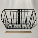 Metal Rectangular Decorative Basket