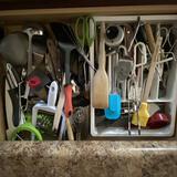 Lot of Kitchen Utensils & Misc Kitchenware