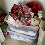 Large Lot of Misc Christmas Décor - Very Nice Items