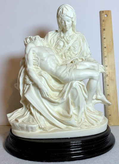 """The Pieta"" Statue"
