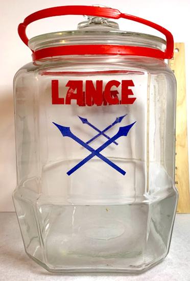 Vintage Lance Cookie Jar