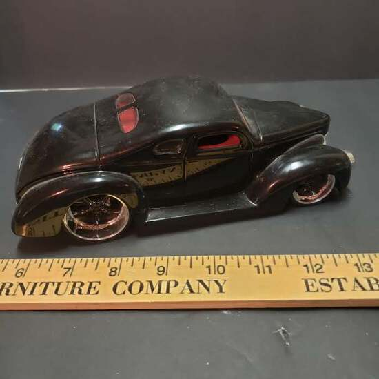 1940 Ford Hardtop Jada Toys 1/24 Die Cast Model Car