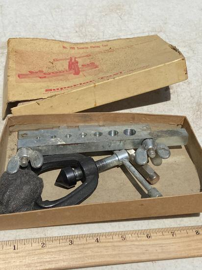 Vintage No. 200 Superior Flaring Tool in Box